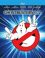 GHOSTBUSTERS/GHOSTBUSTERS 2****BLU-RAY****REGION FREE****NEW & SEALED