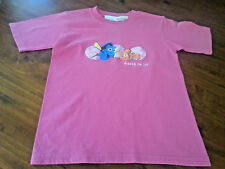DISNEY ON ICE Dory & Nemo Pink T SHIRT  Size 5 GUC Ideal For Play
