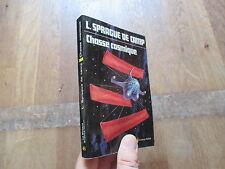 LE MASQUE SCIENCE FICTION 45 L SPRAGUE DE CAMP chasse cosmique 1976