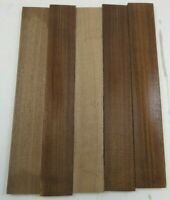 "Beautiful Black Walnut Lumber Wood  Air Dried  24"" x 3"" x 1/2""   FREE SHIPPING!!"