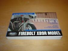 BUELL Firebolt XB9R XB 9R Harley davidson owners service livre manuel Handbook