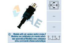 FAE Interruptor luces freno para SAAB 9-5 DAEWOO NUBIRA LEGANZA MATIZ 24510