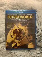 Futureworld (Blu-ray) New Sealed Shout Factory Yul Brynner