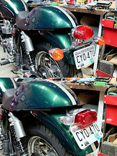 TRIUMPH TAIL LIGHT TURN SIGNALS  ADAPTER KIT BONNEVILLE SCRAMBLER THRUXTON LUCAS