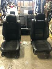 JEEP GRAND CHEROKEE Full Set of Leather Seats (front & rear) Fits: 2015
