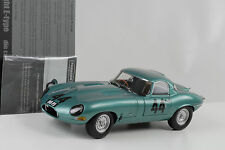 1963 Jaguar Lightweight E-Type # 44 Coombs Atkins 86PJ 1:18 Paragon