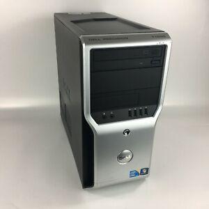 Windows 10 Pro Dell Precision T1500 Tower Computer PC i5 8GB 120 SSD / 500GB HDD