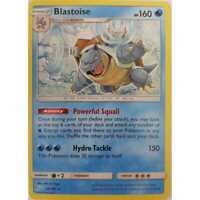 Pokemon Blastoise (Turtok) 25/181  -  Englisch NM/Mint