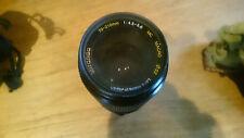 Olympus OM fit Miranda f4.5-5.6 70-210mm lens + Hoya 52mm Skylight OM84103987