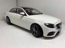 iScale 1:18 Mercedes Benz E-Klasse Limousine W213 weiß white