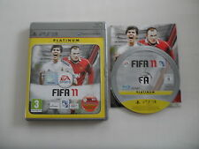 Fifa 11 (PAL) Playstation 3 PS3 Sony Complete OVP CIB