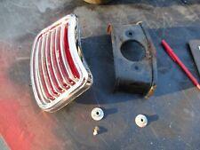 1966 66 Pontiac LeMans Tempest Tail Light Lens Housing Bracket & Bezel OEM GM