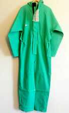 Medium Sized Protective Suit Hazmat Coverall Chemical Protection Suit