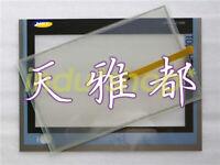 NEW For IPC477D 6AV7240-0BB06-0KA0  Touch Screen Glass +Protective Film