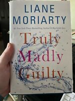 Truly Madly Guilty by Liane Moriarty (English) Hardcover Book