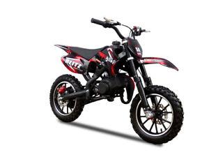 Dirt Cross Pocket Midi Mini Kinder Enduro Bike Motor Cross NEU OVP 708A KXD 2020