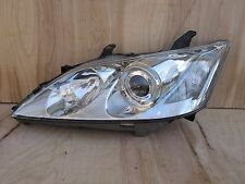 07 08 09 LEXUS ES350 FRONT LEFT HEADLIGHT OEM