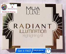 *NEW* MUA Luxe Radiant Illumination Highlight Kit Palette