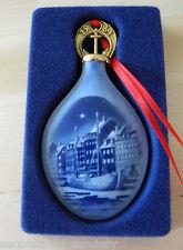 Bing & Grondahl Christmas Drop Ornament 1989 -  New in Box