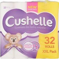 Cushelle Koala Toilet Rolls 32 Roll White Extra Softness 2 Ply Tissue Paper