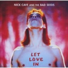Nick Cave & The Bad Seeds-Let Love in (2011-REMASTER) CD 10 tracks POP NUOVO