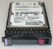 "HP EVA 300GB 10K 6Gbps SAS SFF 2.5""  AP875A   HARD DRIVE IN HOT SWAP TRAY"
