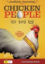 Chicken People - A5 Poster (2017)