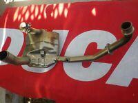 RACCORD 57221543A catalyseur échappement Ducati Hypermotard 796 2010 2011 2012
