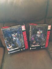 TRANSFORMERS combiner wars thundercracker skywarp lot of 2 new never opened