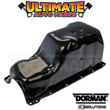 Oil Pan (2.2L 4 Cylinder) for 90-01 Chevy Cavalier (Oil Level Sensor Ready)
