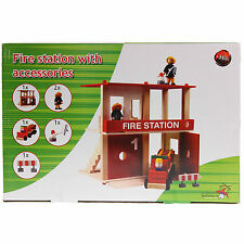 3-4 Years Wooden Pre-School Toys Playsets