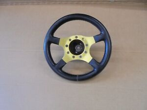 Ford Escort mk2 Steering Wheel and boss.