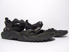 90s ACG NIKE AIR DESCHUTZ Mens Black Purple Slingback Vintage Sandals Sz 13 RARE