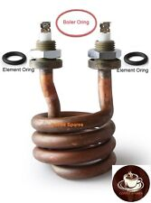 Rancilio Silvia ELEMENT, Gasket & Boiler ORING  - OLD STYLE