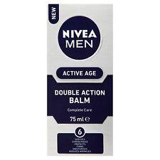Nivea Men Active Age Double Action Aftershave Balm - 75 ml