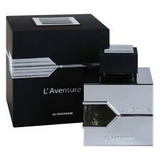 L'aventure Spray for Men 100ml By Al Haramain - Bergamot, Lemon, Musk