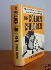 The Golden Children by Bernard Brunner, 1st in Dj, 1970 Race Novel