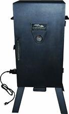 "Masterbuilt 20070210 30"" Electric Analog Smokehouse Smoker 3 Smoking Racks BBQ"