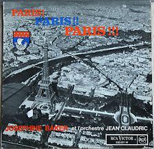 JOSEPHINE BAKER ET L'ORCHESTRE JEAN CLAUDRIC  33T  LP
