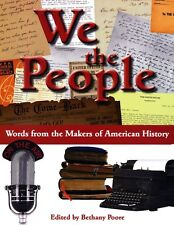 We The People by Charlene Notgrass & Bethany Poore Hardcover NEW!