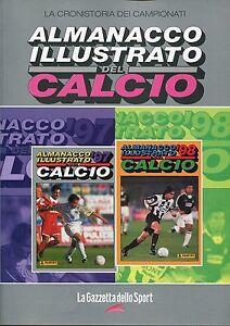 ALMANACCO ILLUSTRATO DEL CALCIO - 1995 - 96 ; 1996 - 97