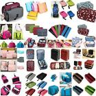 Waterproof Clothes Shoe Storage Bags Travel Luggage Packing Cube Organizer Pouch