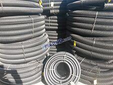 Tubo corrugato a doppia parete nero 50 mt dn 110 Blackcor passacavo spirale
