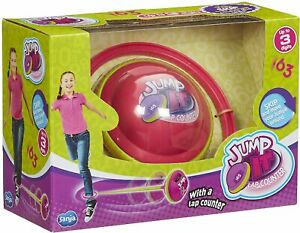 JUMP IT LAP COUNTER - SKIPPING FITNESS TOY