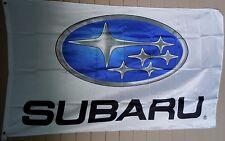 Subaru 3x5 Flag-Banner Wrx Outback