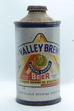 Valley Brew Special Export Beer Cone Top