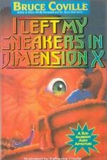 I Left My Sneakers in Dimension X: A Rod Albright Alien Adventure-ExLibrary