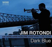 JIM ROTONDI (TRUMPET) - DARK BLUE [DIGIPAK] NEW CD