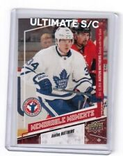 2017 National Hockey Card Day Canada Austin Matthews Toronto Maple Leafs (III)