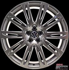 4 VW Tiguan 5N 20 Pollici Cerchi in Lega Originale Audi Cerchioni Oem 4HAG TG